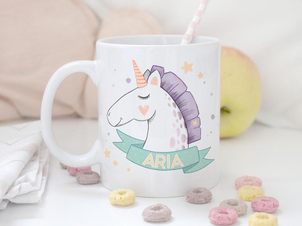 Taza Unicornio Personalizada
