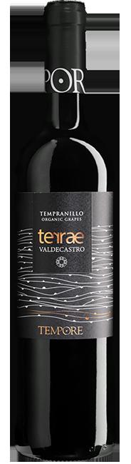 Terrae Valdecastro · Tempranillo