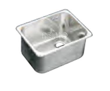 FREGADERO ACERO INOXIDABLE 320X260