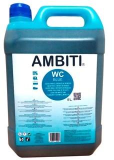 AMBITI PACK 3 GARRAFAS BlueWC 5 litros