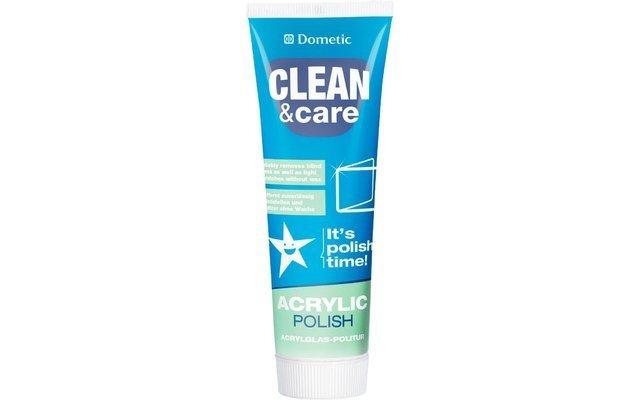 DOMETIC CLEAN&CARE ABRILLANTADOR ACRÍLICO VENTANAS