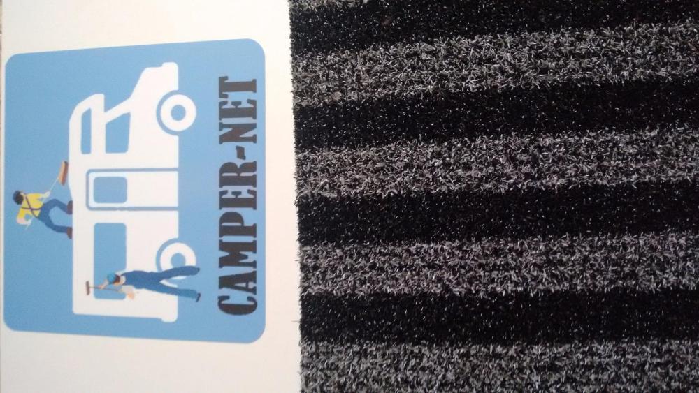CAMPERNET ALFOMBRA EXTERIOR PVC 40X60                                  Ref. 333