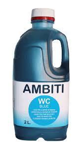 AMBITI PACK 3 UNIDADES BLUE WC 2 LITROS