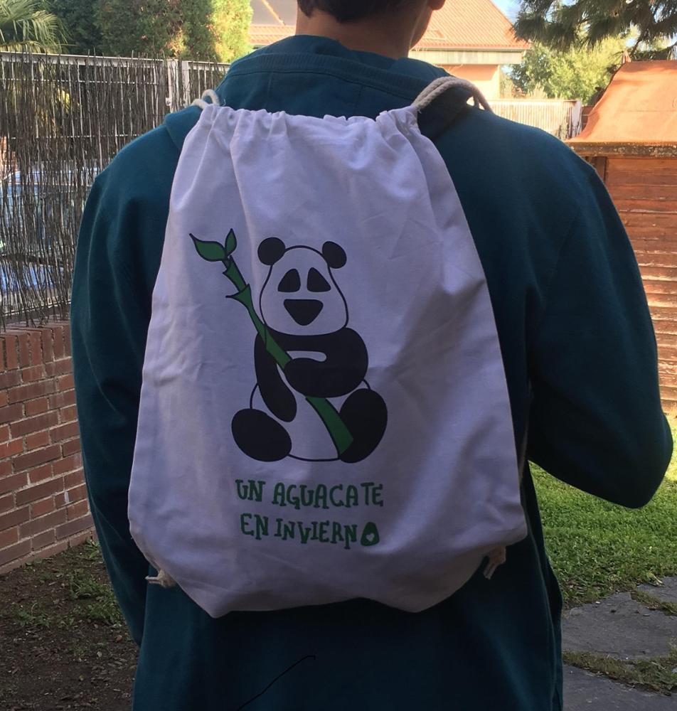 Mochila Oso Panda