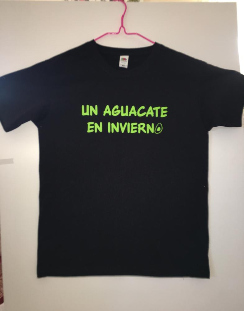 Camiseta Verde Aguacate