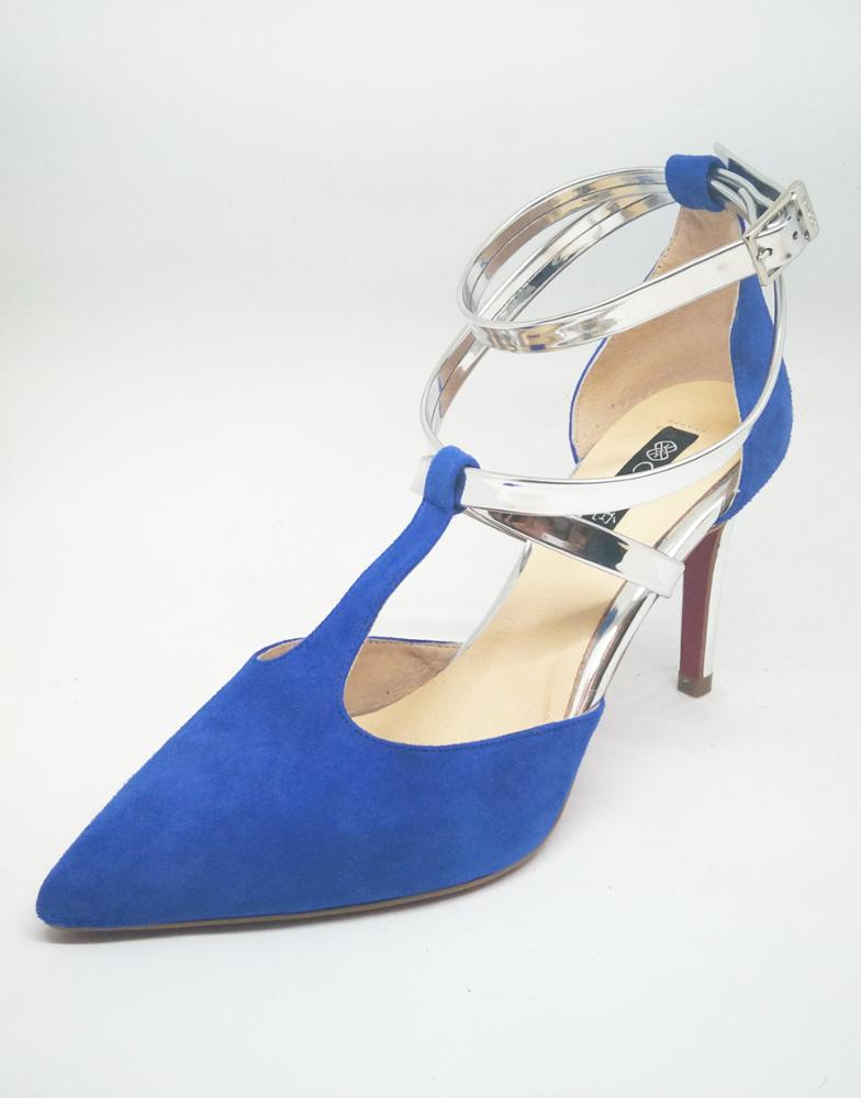 Stiletto azul pulsera