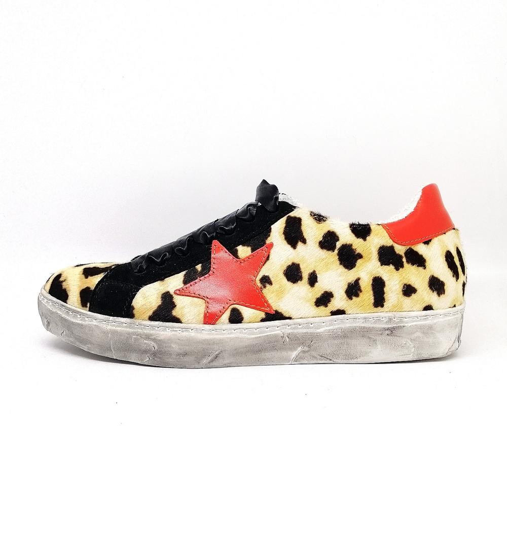 Novedad Sneakers pelo de potro