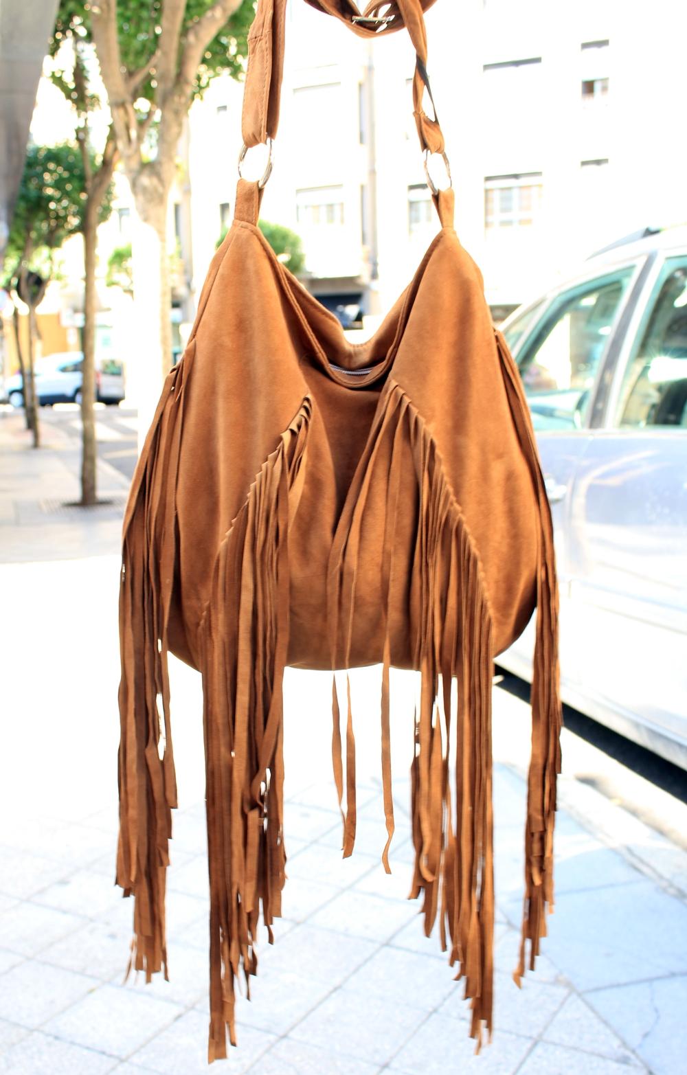 Novedad Bolso ante camel