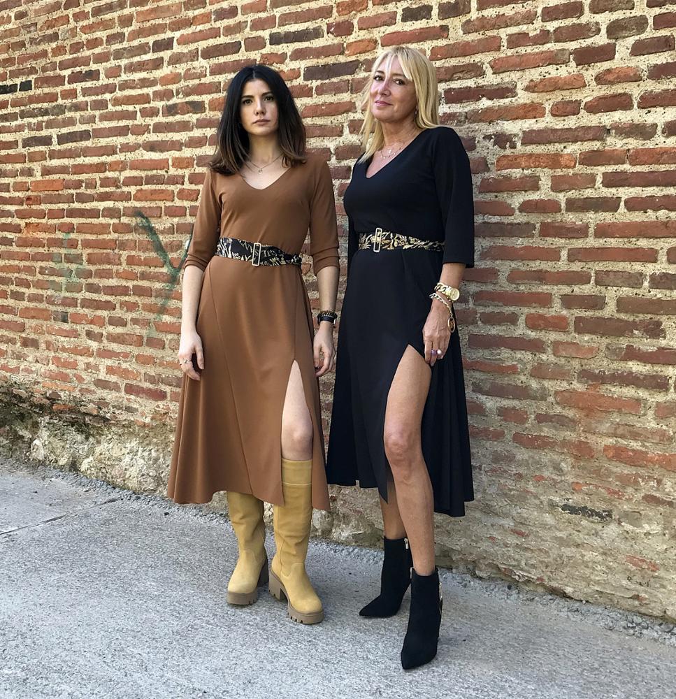 Novedad Vestido Marçi