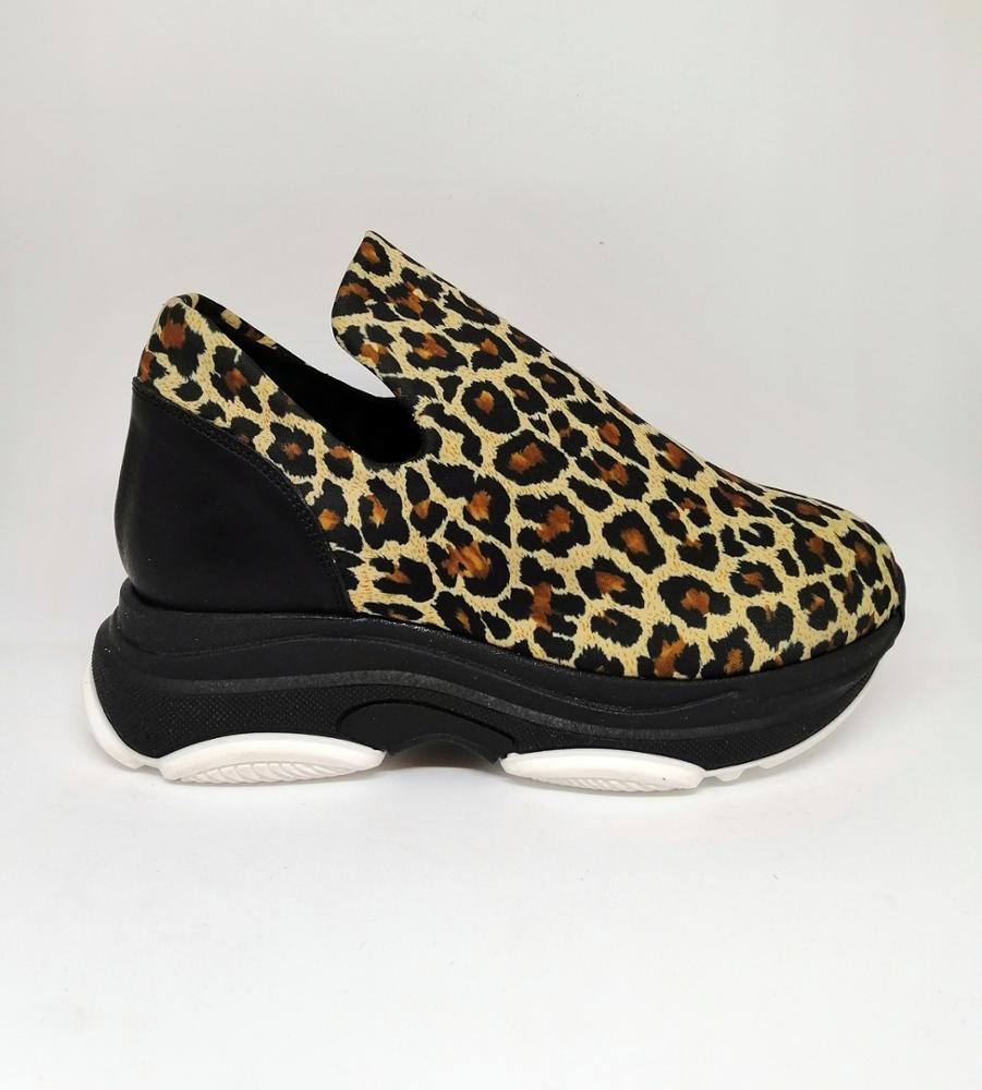 Novedad Sneaker leopardo