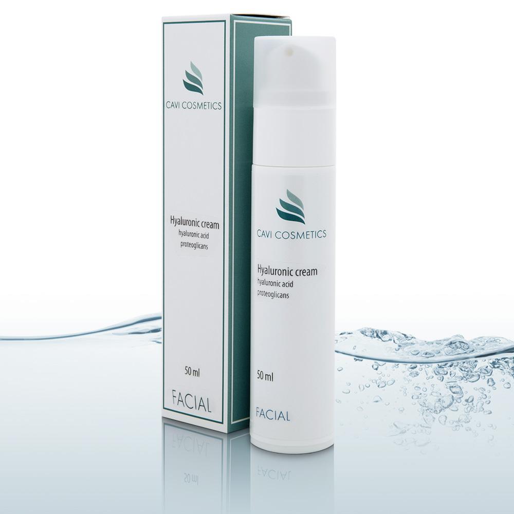 CAVI Hyaluronic Cream, 50 ml