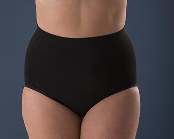 Corsinel Mujer Cintura baja color Negro