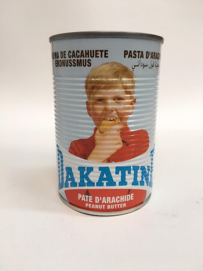 DAKATINE PÂTE D'ARACHIDE 425 GR