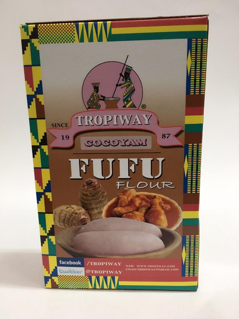 TROPIWAY COCOYAM FUFU FLOUR 700GR