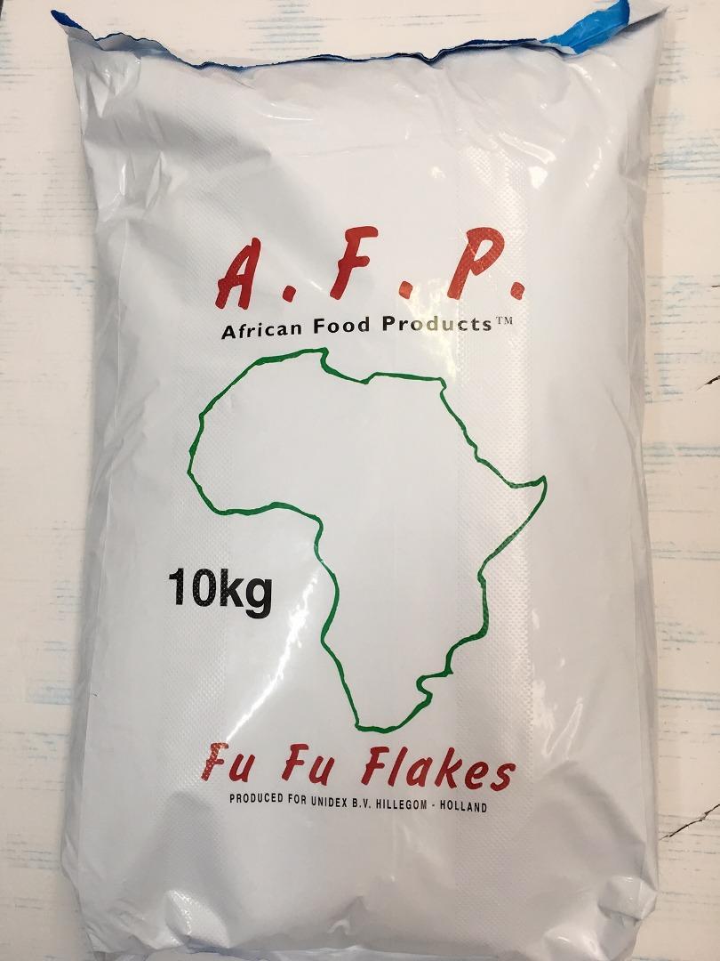 A.F.P. PURE PATATAS 10 K