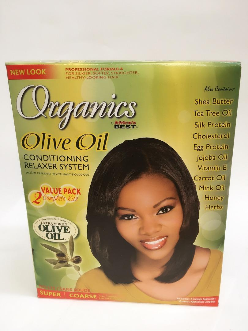 AFRICAN BEST ORGANICS TWIN PACK KIT SUPER