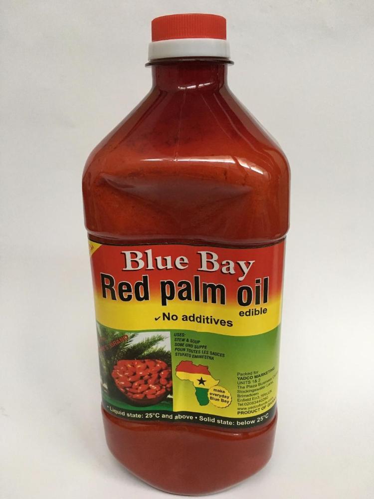 BLUE BAY PALM OIL 2 L