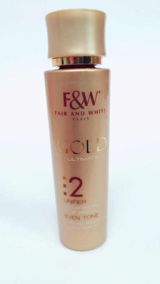 FAIR & WHITE GOLD SERUM