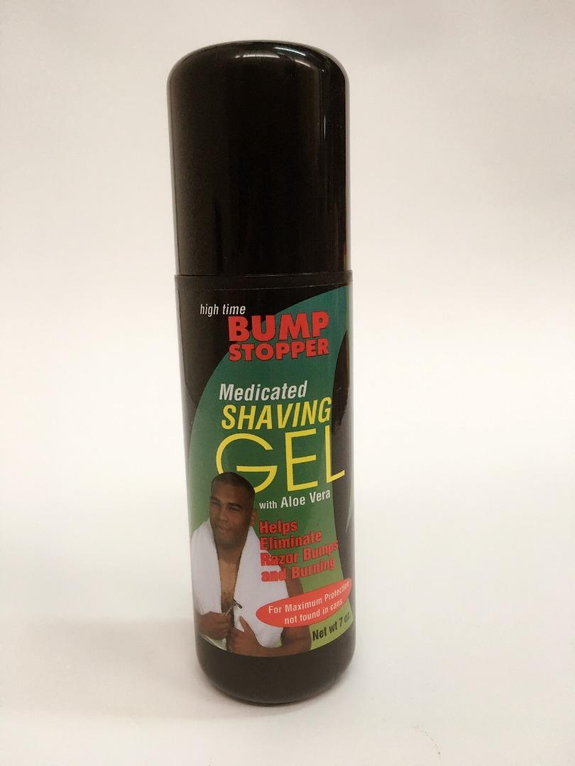 BUMP STOPPER SHAVING GEL