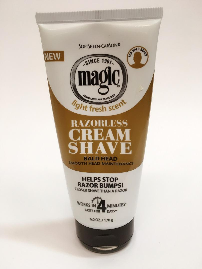 MAGIC SHAVING CREAM SMOOTH