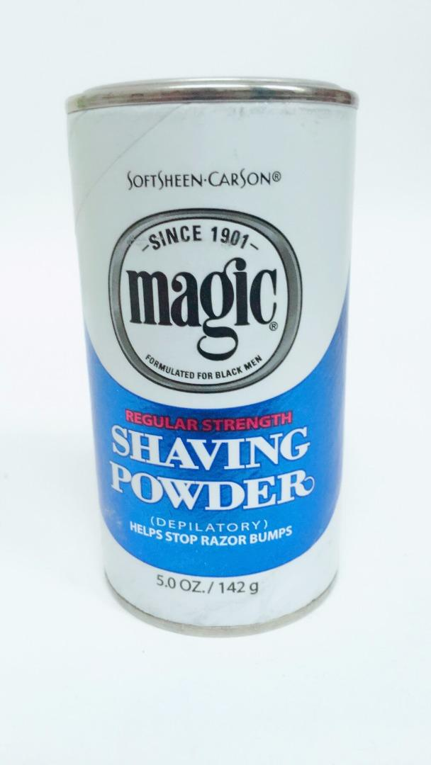 MAGIC SHAVING POWDER BLUE REGULAR