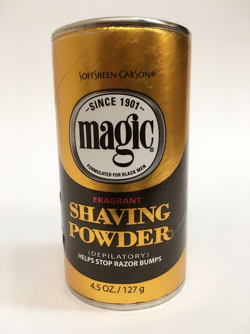 MAGIC SHAVING POWDER GOLD FRAGANT