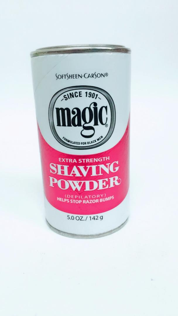 MAGIC SHAVING POWDER RED SUPER