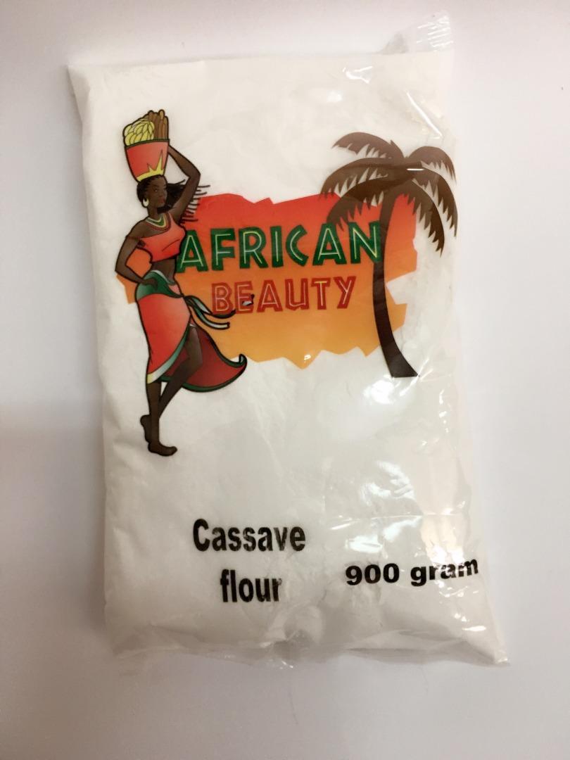 AFRICAN BEAUTY CASSAVA FLOUR 900GR