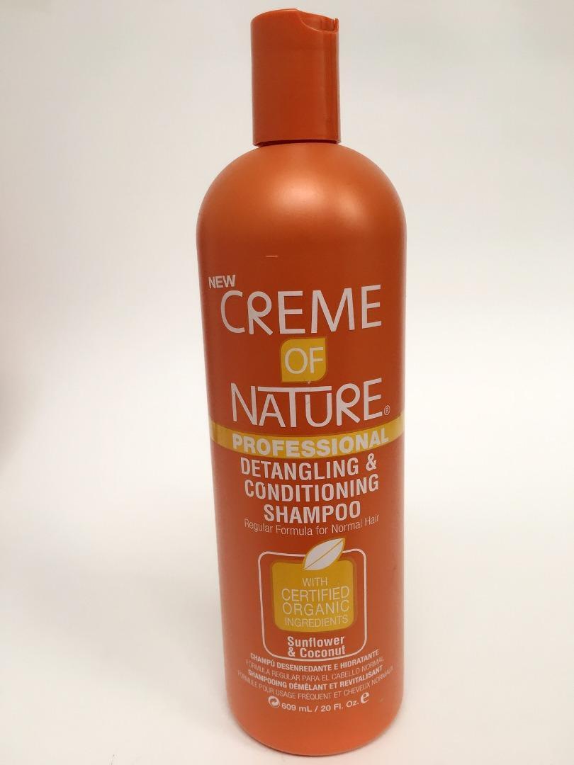 CREME OF NATURE SHAMPOO 500 ML