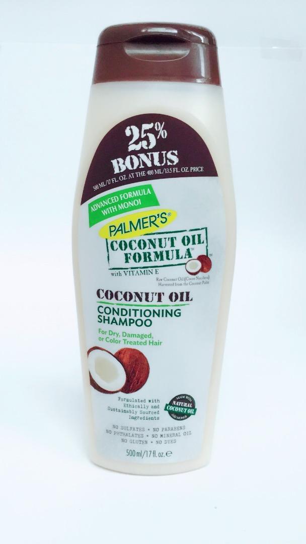 PALMER´S COCONUT  OIL SHAMPOO