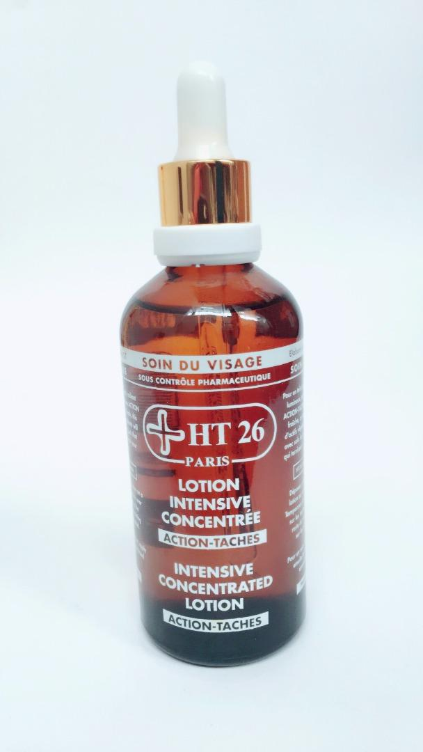 HT 26 LOTION INTENSIVE ANTI-TACHES