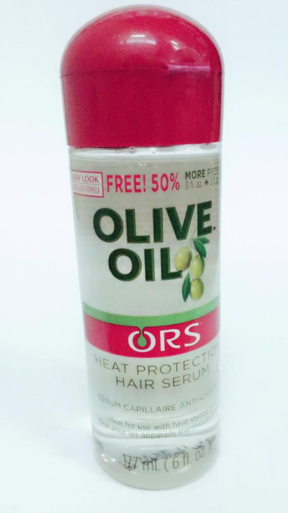 ORS HEAT PROTECTION  HAIR SERUM