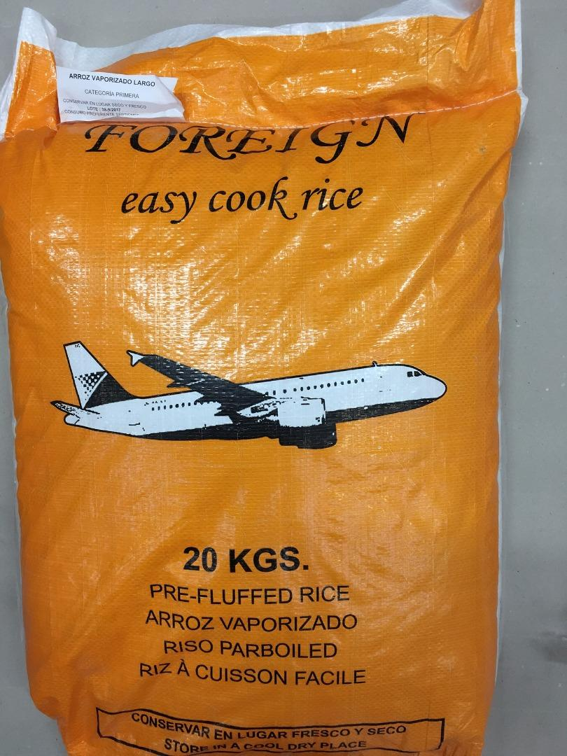 FOREIGN EASY COOK RICE 20 K
