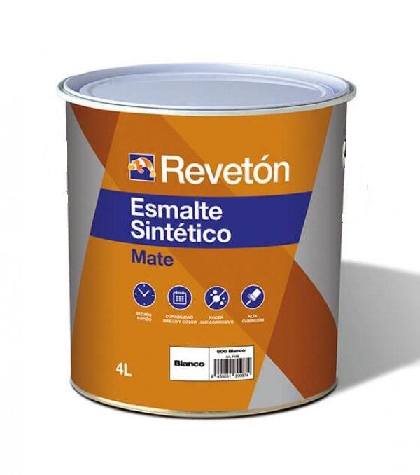 Revetón Esmalte sintético mate 750ml