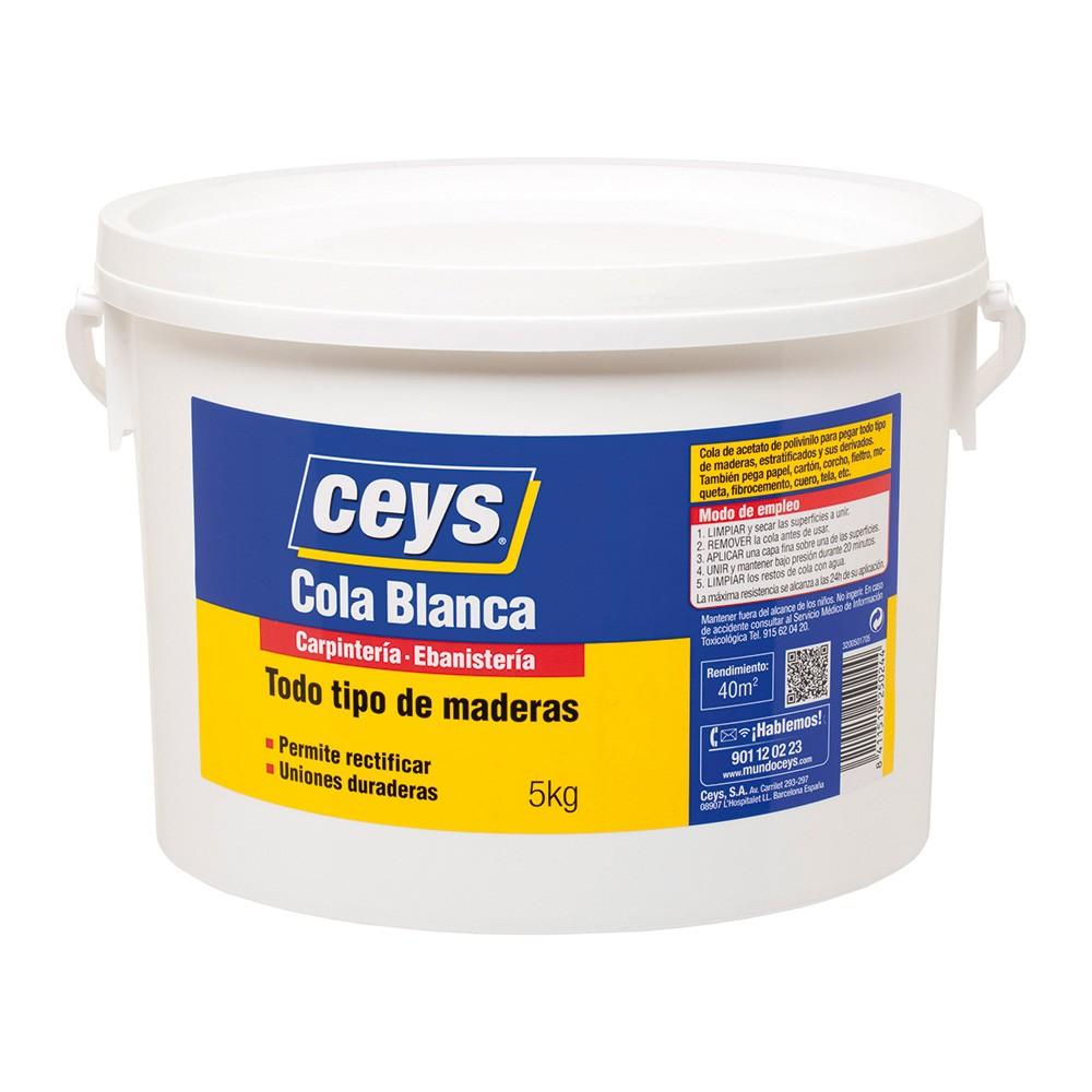 Ceys Cola blanca 5 kg