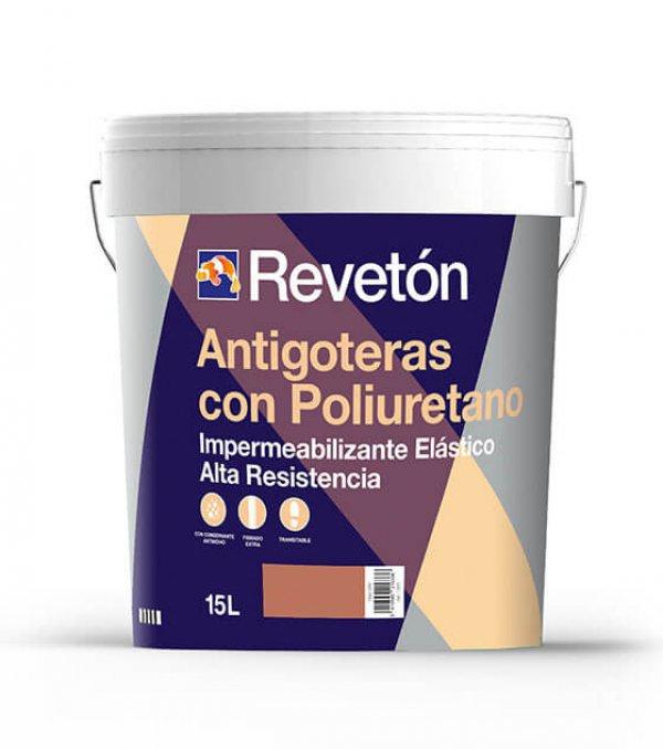 Revetón Antigoteras impermeabilizante con poliuretano 4L