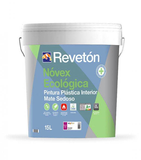 Revetón Pintura plástica nóvex ecológica 4L