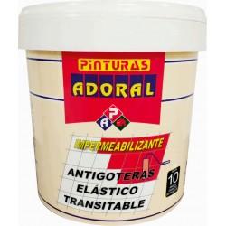 Adoral Impermeabilizante antigoteras 14L