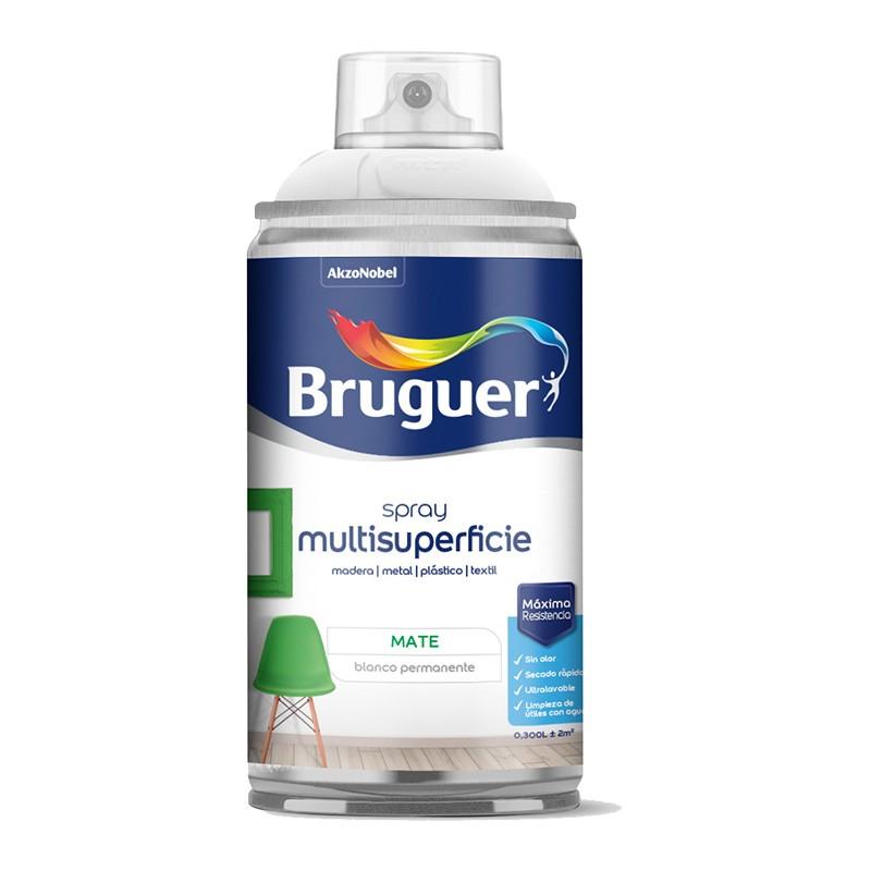 Bruguer Spray multisuperficie mate 300ml