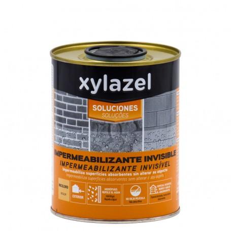 Xylazel Impermeabilizante invisible 750ml-4 L