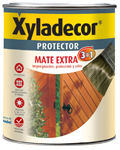 Xyladecor Protector mate extra 3en1 2,5 L - 5 L
