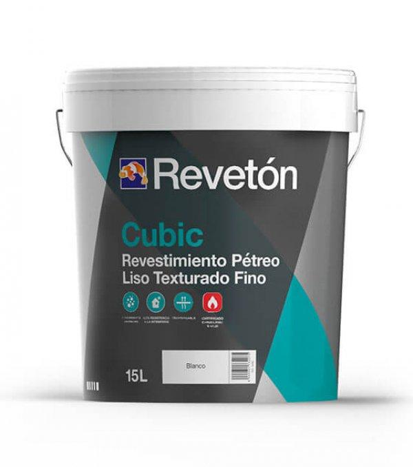 Revetón Revestimiento pétreo cubic  4 L
