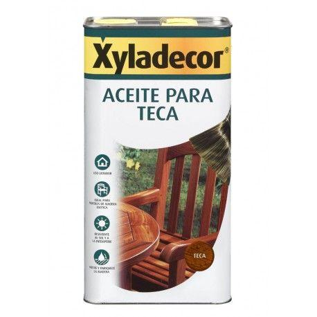 Xyladecor Aceite de teca 5L