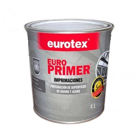Eurotex Imprimación antioxidante sintética 750ml
