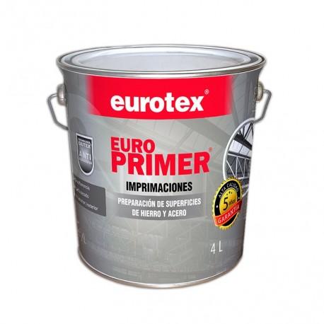Eurotex Imprimación antioxidante sintética blanco 4L