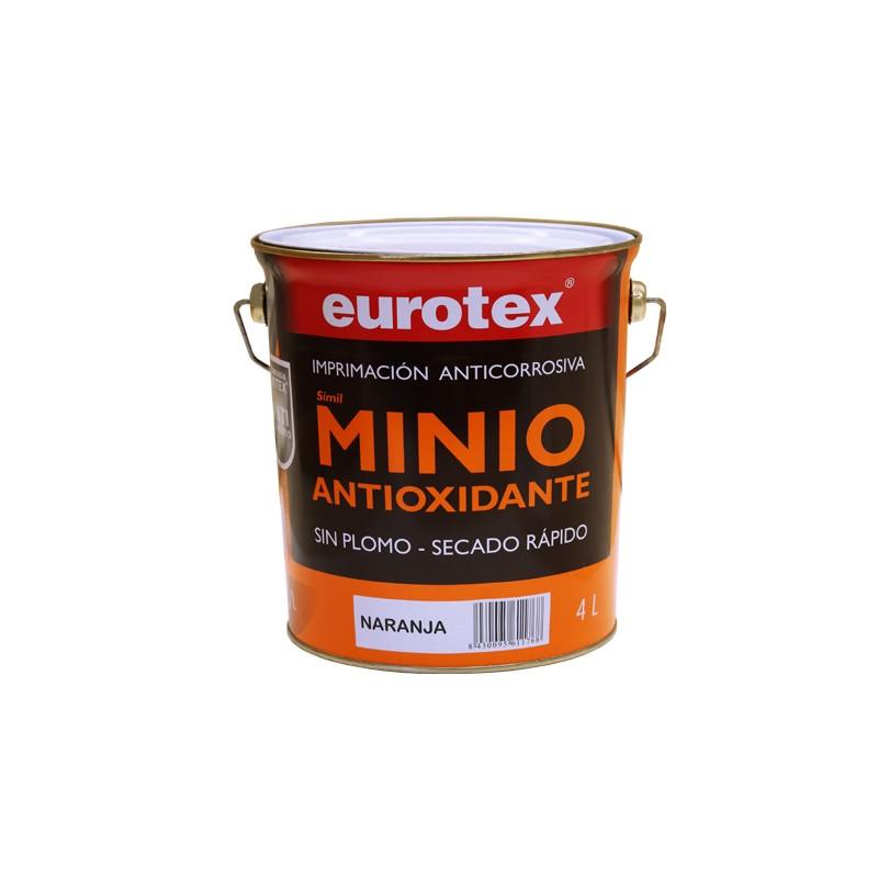 Eurotex Minio naranja 4 L