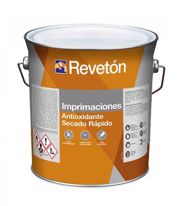 Revetón Imprimación antioxidante secado rápido 25kg