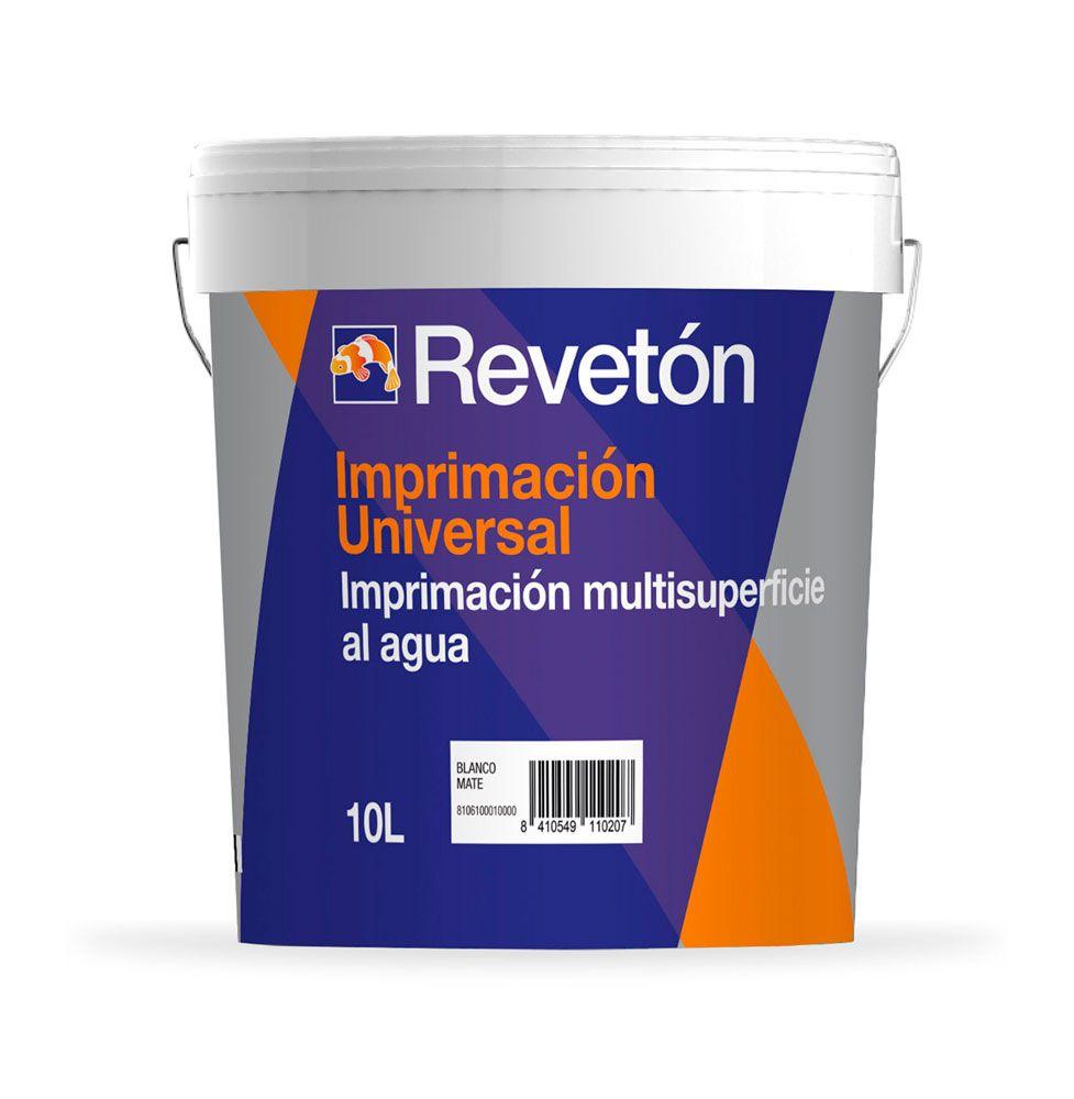 Revetón Imprimación al agua universal 4 L.
