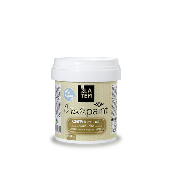 Blatem Cera incolora chalk paint 150ml