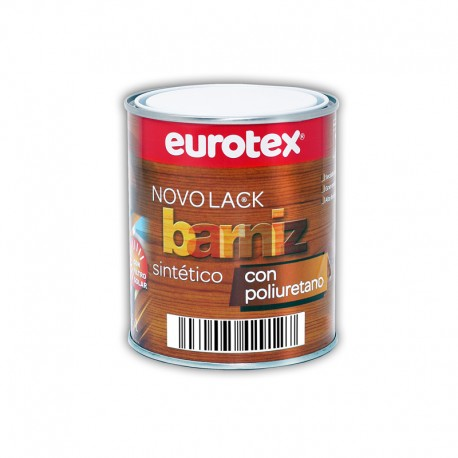 Eurotex Barniz sintético brillo 375ml-750ml